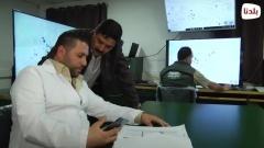 شاهد - كيف تتم مراقبة المحجورين الكترونيا في فلسطين