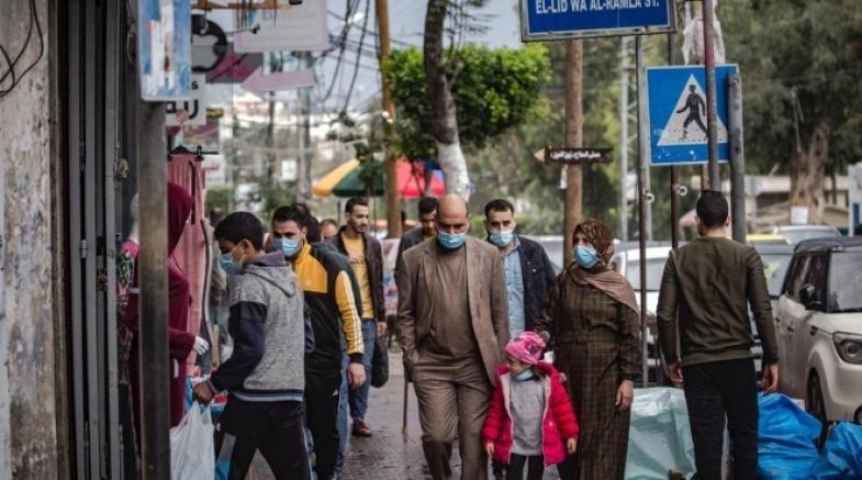 136 حالة حرجة- غزة: 6 وفيات و198 إصابة جديدة بكورونا