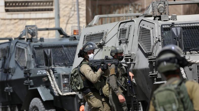 استشهاد طفل وإصابة آخر خلال مواجهات مع الاحتلال جنوب نابلس