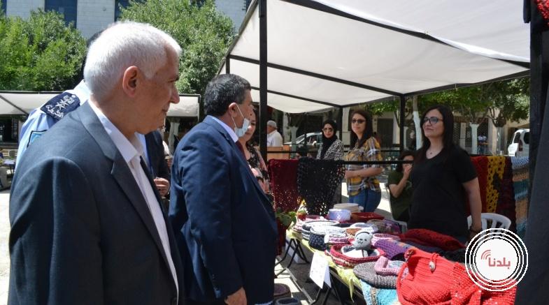 افتتاح سوق المزارعين الوطني في بيت لحم  دعما لمنتجاتنا الزراعية